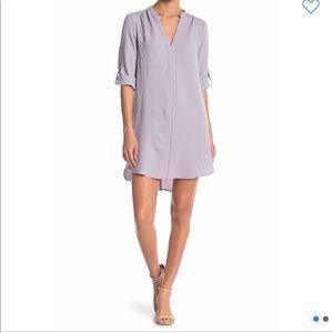 LUSH 3/4 shift dress